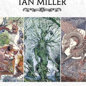 The ART of Ian Miller