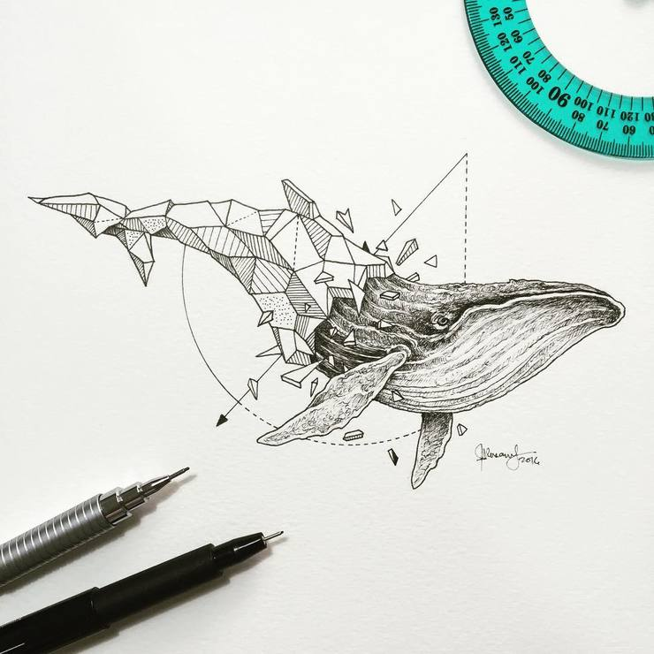 Interview with doodle artist Kerby Rosanes