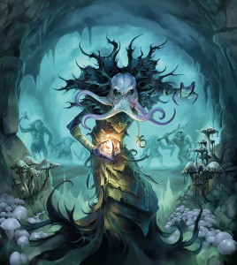 Interview with fantasy art illustrator Eva Widermann