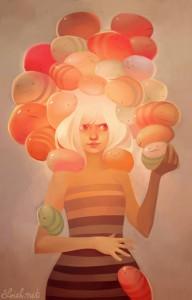 Interview with concept artist Lois van Baarle