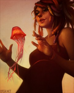 Interview with concept artist Lois van Baarle