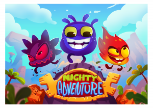 Interview with character designer Adrian Grajdeanu - designer of Mighty Adventure