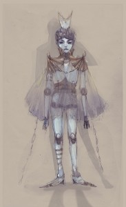Costume design: Interview with illustrator Evyn Fong