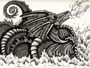 Interview with British illustrator Ian Miller