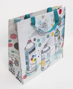 Interview with visual artist James Gulliver Hancock bag design