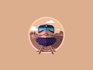 Featured project- Icon a Day with Marko Stupic train