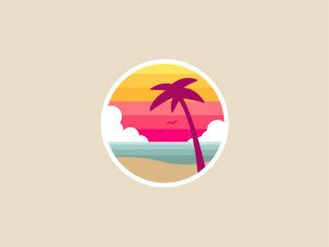 Featured project- Icon a Day with Marko Stupic vacation
