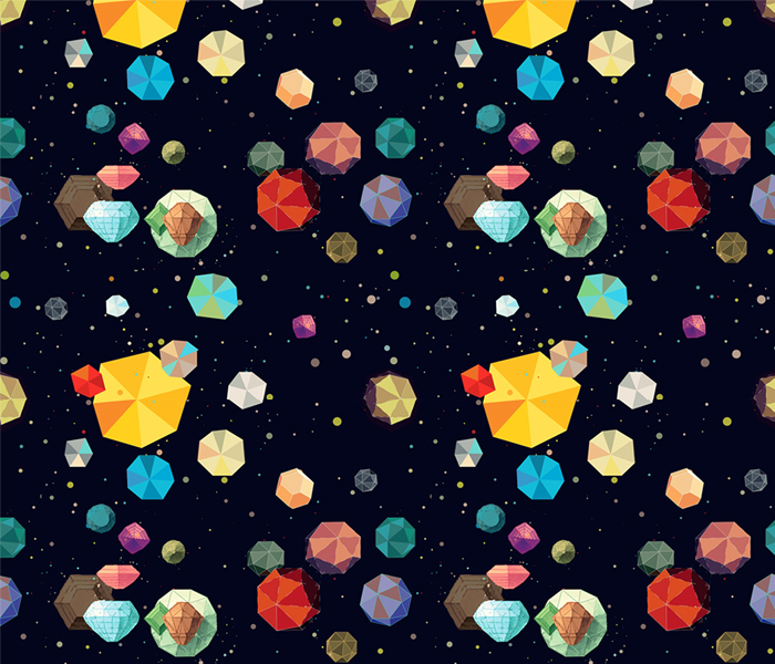 The Pattern Library - Cool pattern designs free to use