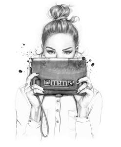 Illustrator Esra Roise
