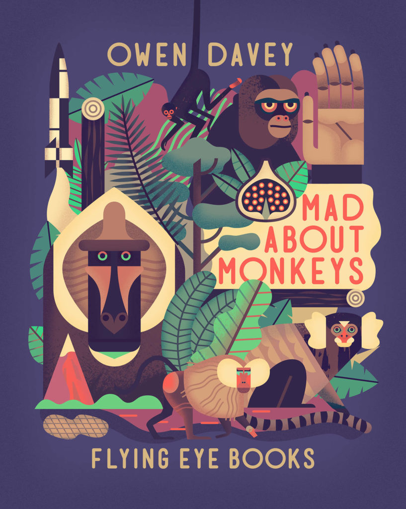 Interview With Illustrator Owen Davey