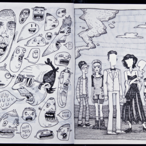 Interview with Brooklyn illustrator Greg Kletsel