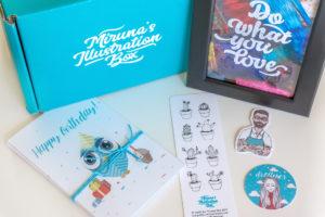 Miruna's Illustration Box - Creative Entrepreneur Lessons